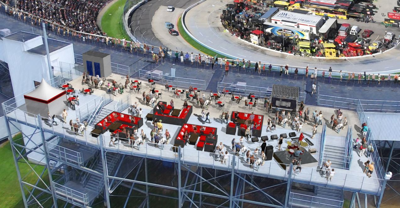 Martinsville Speedway Adding To Fan Experience With New